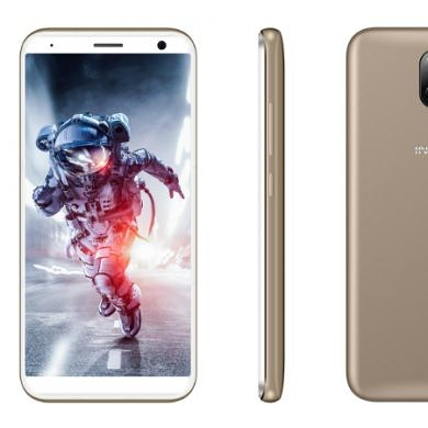 Intex launches Infie 3 entry-level Android Go phone with 4.95″ 18:9 display in India