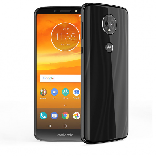 Motorola Moto E5 Plus Indian Variant