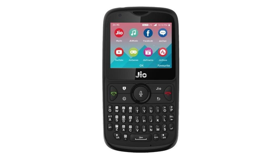 JioPhone 2 and Jio GigaFiber announced at the AGM