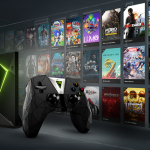 NVIDIA SHIELD T GeForce Now