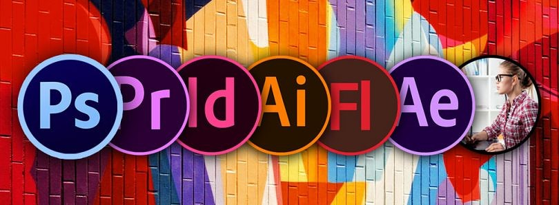 Learn the Adobe Creative Cloud in 7 Courses