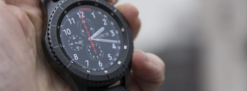"Samsung Gear S4 may be called ""Galaxy Watch"" and run Wear OS"