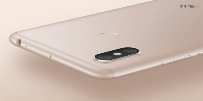 Xiaomi President Lin Bin reveals Mi Max 3's specifications